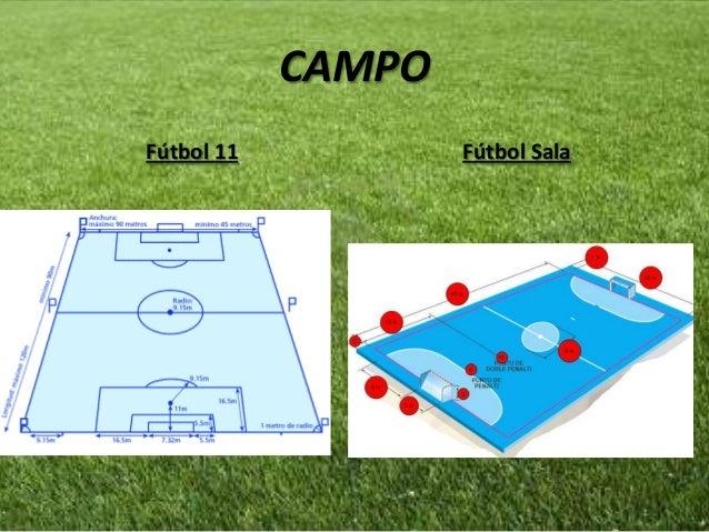 CAMPOFútbol 11 Fútbol Sala ... 798dd2eb11795