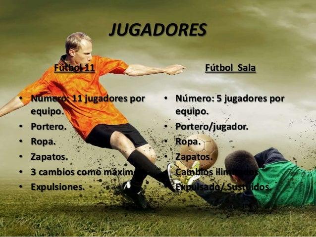 Por Qué Se Juega Al Fútbol Con 11 Jugadores Por Equipo: Fútbol 11 Vs Fútbol Sala