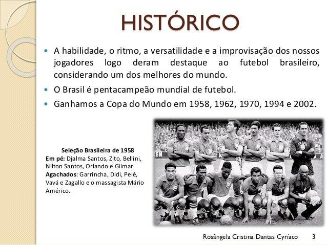Futebol - Aula 01 - Histórico c6d684af3eed5