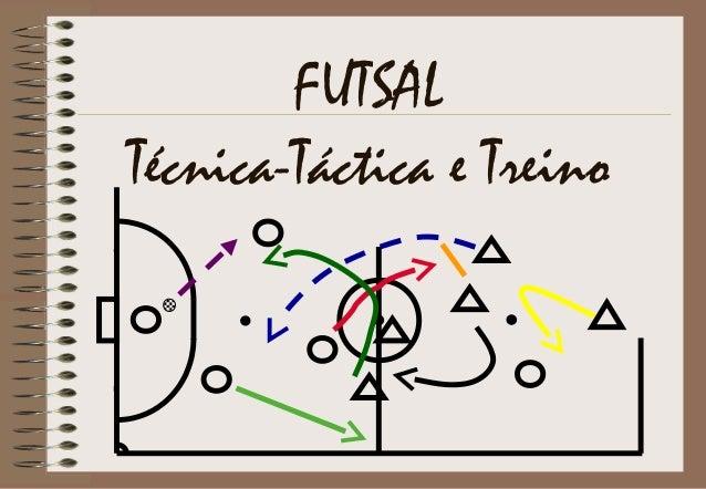 FUTSAL Técnica-Táctica e Treino