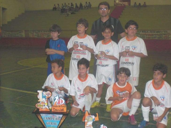 Futsal daniel vencedora