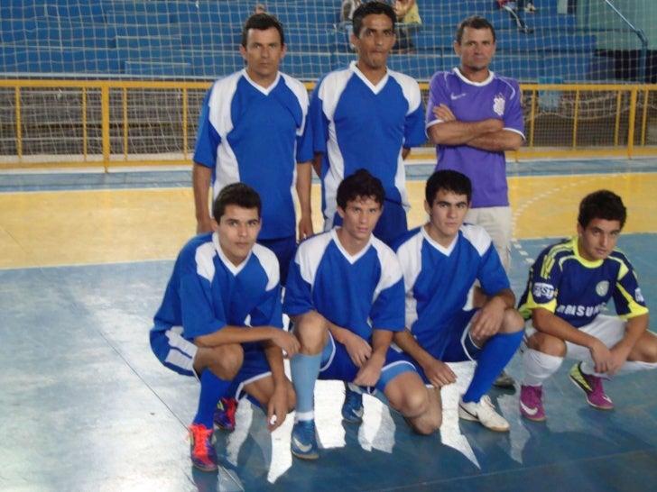Futsal de férias final emocionante