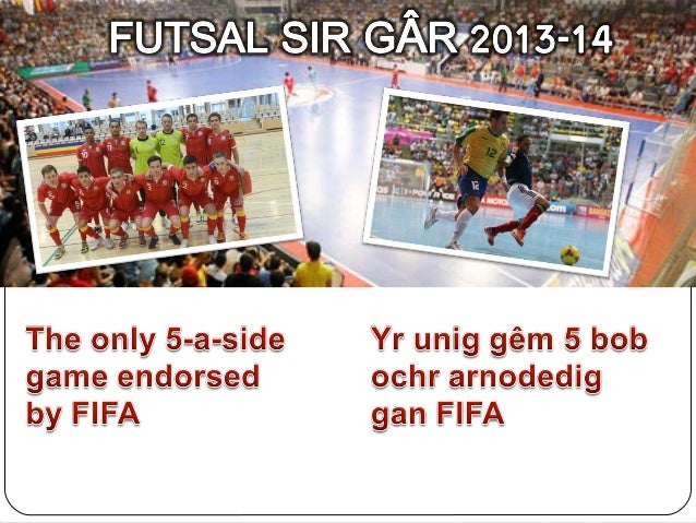 Futsal Sir Gar The 5x60 team has already run two pilot Futsal competitions for boys Pupils, school staff, and officers r...