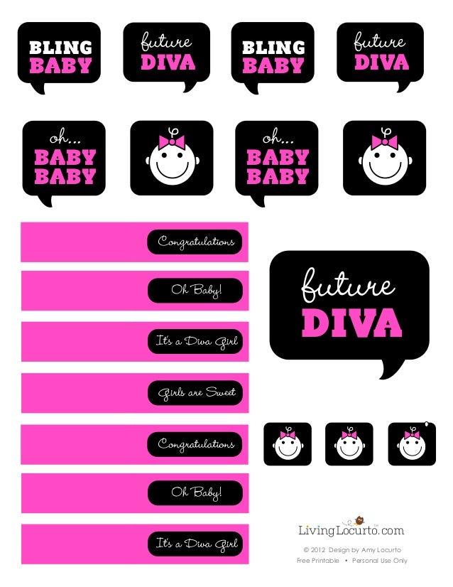 Kit futura diva para imprimir gratis - Diva futura video gratis ...