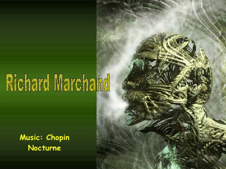 Richard Marchand Music: Chopin Nocturne
