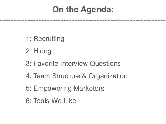 Building Great Digital Marketing Teams Slide 2