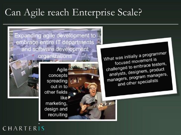 Future Direction For Agile Slide 3