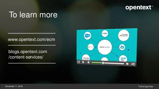 KMWorld - The Future of Enterprise Content Management (ECM)
