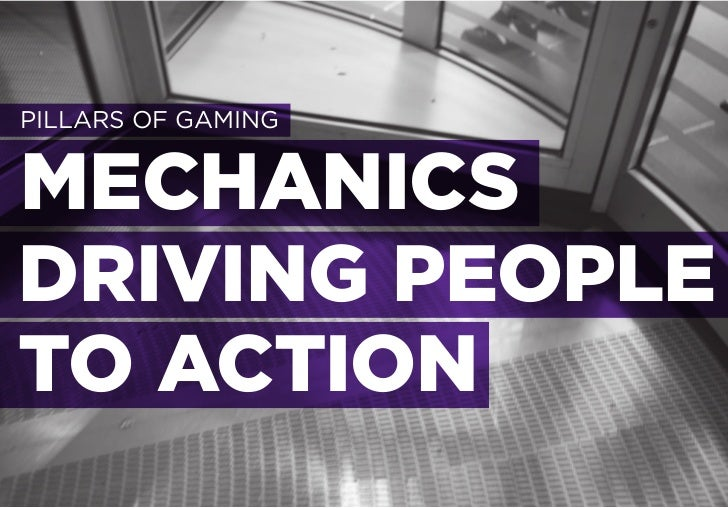 MECHANICS THAT DRIVE PEOPLE TO ACTIONONE-UPSMANSHIP