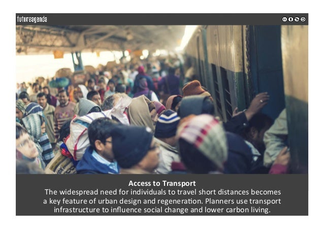 AccesstoTransport Thewidespreadneedforindividualstotravelshortdistancesbecomes akeyfeatureofurbandesig...