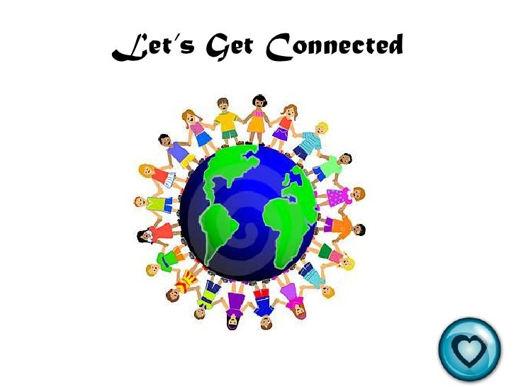 Let's Get Connected<br />