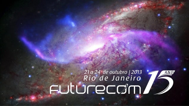 O D E S A F I O Como valorizar os 15 anos da maior feira de telecomunicações da América Latina?