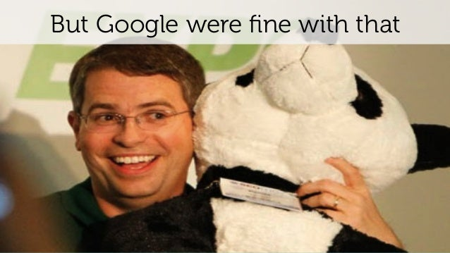 """""""We want to get you out of Google and to the right place as fast as possible."""" - 2004"""