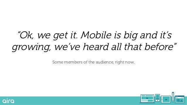 Source: Desktop ad spend is growing, but slowing