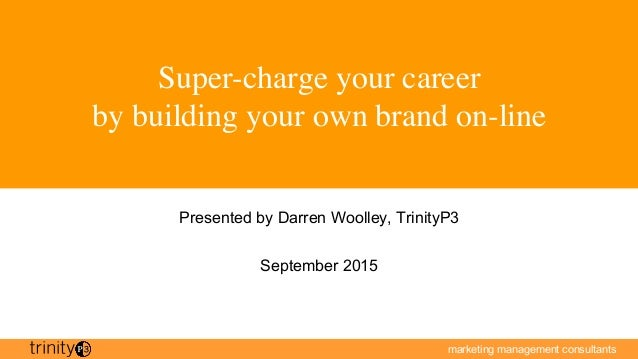 marketing management consultants Super-charge your career
