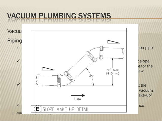 Vacuum Plumbing Systems Future Frontiers For Plumbing Design