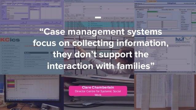 Family Story: How technology can better support Children's Services,  Elle Tweedy (Futuregov) Slide 3