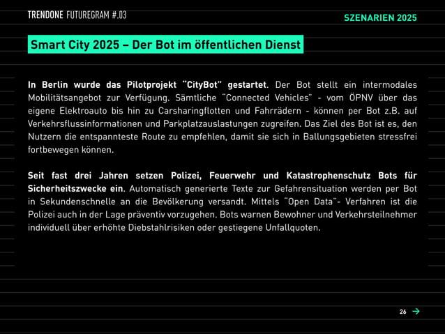 """Medien 2025 – Der Bot als Content Jockey  Die Mediennutzung hat sich in zwei Bereiche aufgeteilt - """"Fast Media"""" und """"Slow..."""