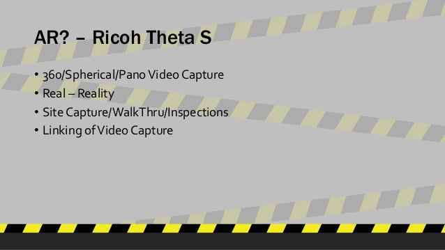 Vision – No Cameras • Photogrammetry • LiDAR • IR • Ultrasound • Hyperspectral Imaging • Temperature sensing (Heat Maps) •...