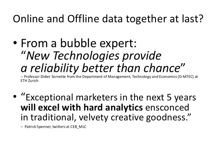 A CMO level view of performance                                     track                                 forecast        ...