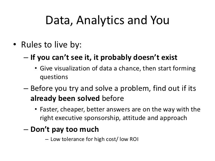 Start with good questions• What is your     • Whose data        • Will it  dashboard          will you            support ...