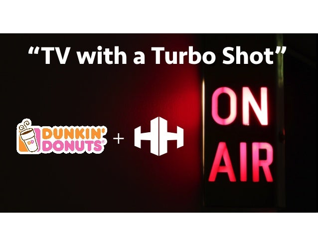 """""""TV with a Turbo Shot""""  +"""