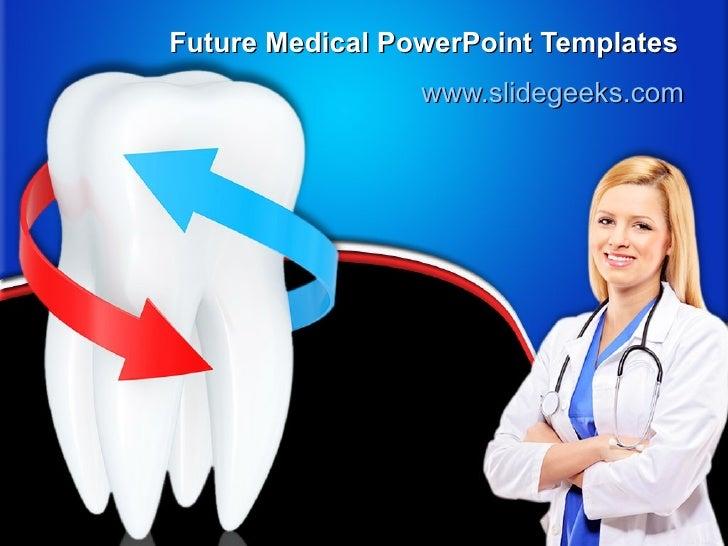 Future Medical PowerPoint Templates www.slidegeeks.com
