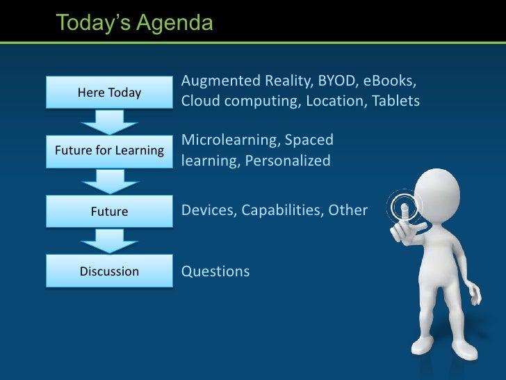 Future Mobile Learning (29 August 2011) Slide 2
