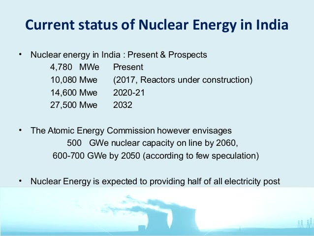 nuclear energy is the future Nuclear energy is the cleanest, most reliable and cost-effective fuel source available today it currently accounts for about 20 percent of the nation's energy mix, and its importance will continue to grow as america transitions to a low-carbon energy future.