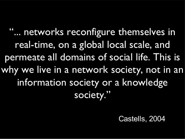 Explain how academic knowledge impacts the social elements and institutions of both local and global