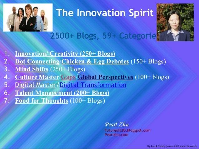 The Digital Core 1. Digitalization/Digital Master Tuning (250+ Blogs) 2. Digital Strategy /IT Strategy/Execution/System Wi...