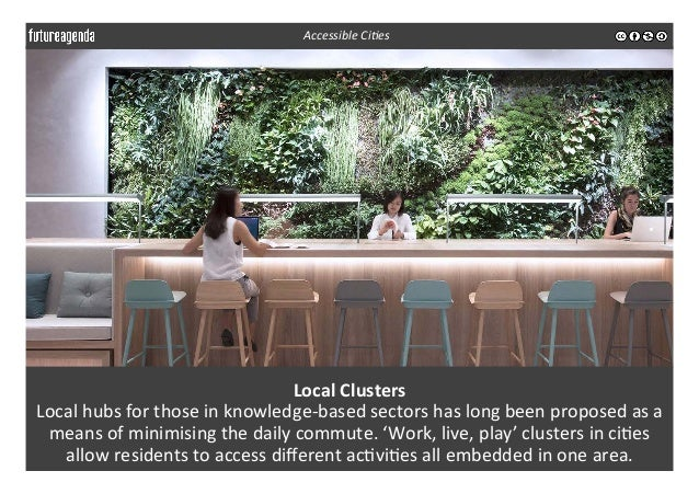 Local  Clusters   Local  hubs  for  those  in  knowledge-‐based  sectors  has  long  been  propos...