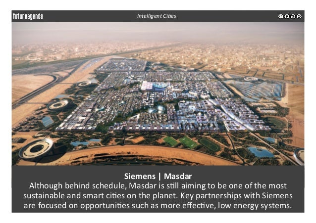 Siemens  |  Masdar   Although  behind  schedule,  Masdar  is  s3ll  aiming  to  be  one  of  t...