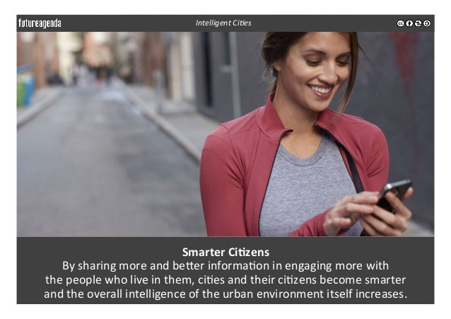 Smarter  Ci-zens   By  sharing  more  and  beeer  informa3on  in  engaging  more  with     the ...