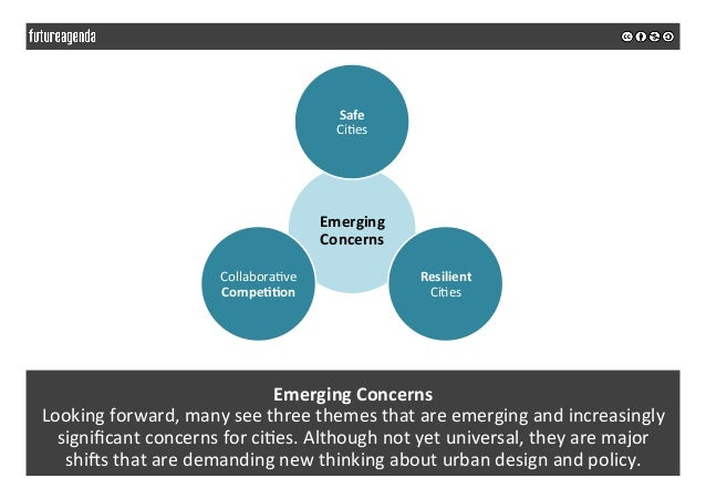 Emerging  Concerns   Looking  forward,  many  see  three  themes  that  are  emerging  and  increa...