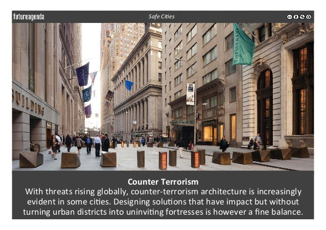 Counter  Terrorism   With  threats  rising  globally,  counter-‐terrorism  architecture  is  increasing...