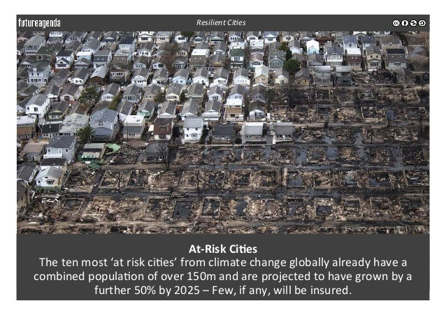 At-‐Risk  Ci-es   The  ten  most  'at  risk  ci3es'  from  climate  change  globally  already  ...
