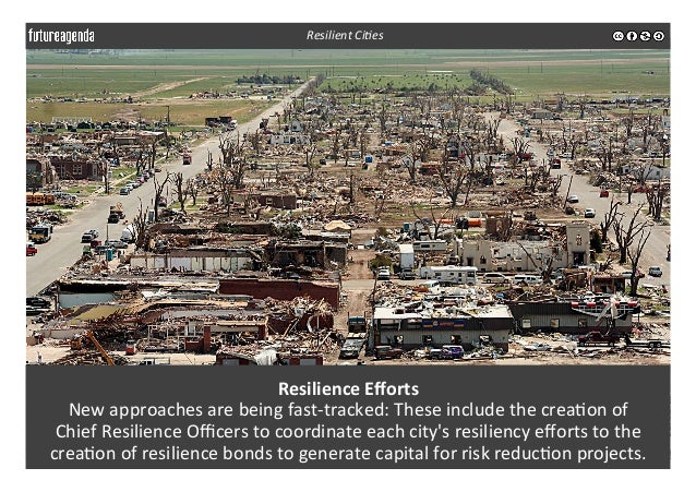 Resilience  Efforts   New  approaches  are  being  fast-‐tracked:  These  include  the  crea3on  of...