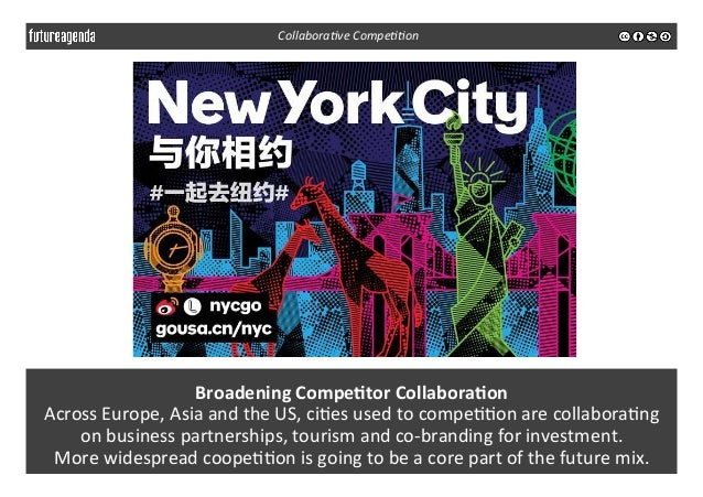Broadening  Compe-tor  Collabora-on   Across  Europe,  Asia  and  the  US,  ci3es  used  to  compe...