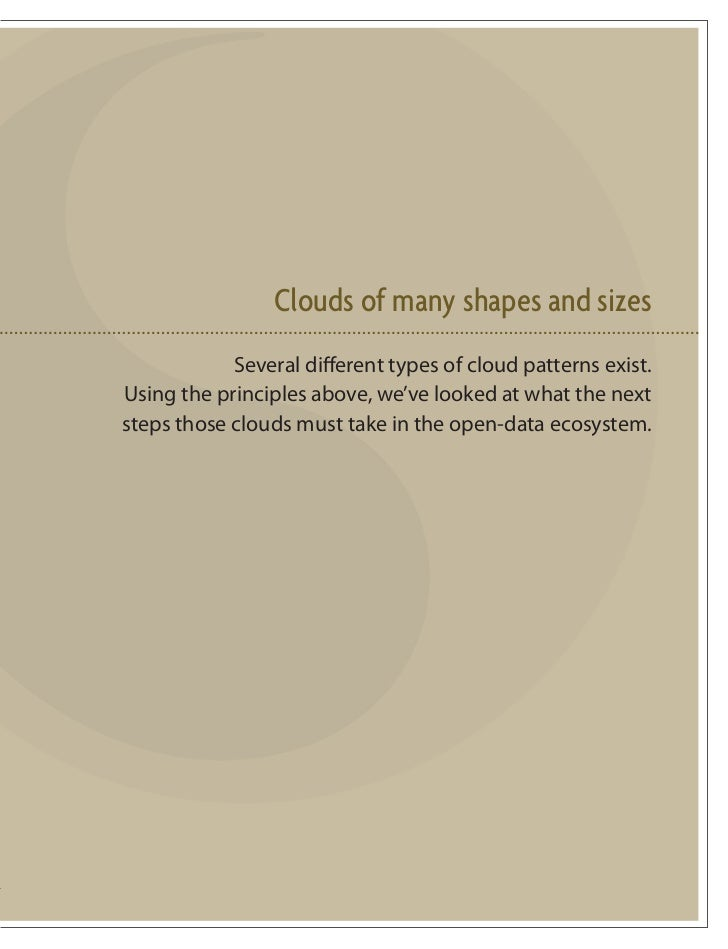 The Infrastructure Clouds      The market leader's core engines are a mixed model of open      vs. proprietary. In this wa...