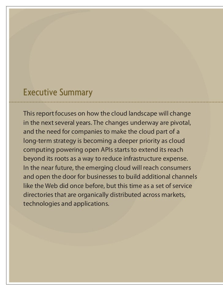 As an industry, we are emerging from a phase of infrastructure cloud computing that has been driven by server virtualizati...