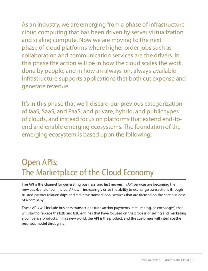Coding for Clouds: Build and go everywhere      Today we are at an inflection point. In the earlier phases of cloud comput...