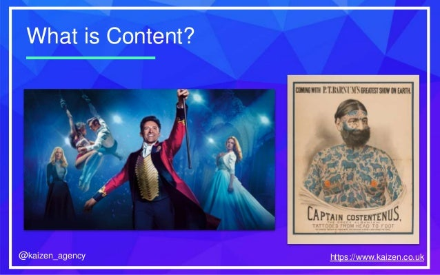 Kaizen Event - The Future of Content Marketing Slide 3