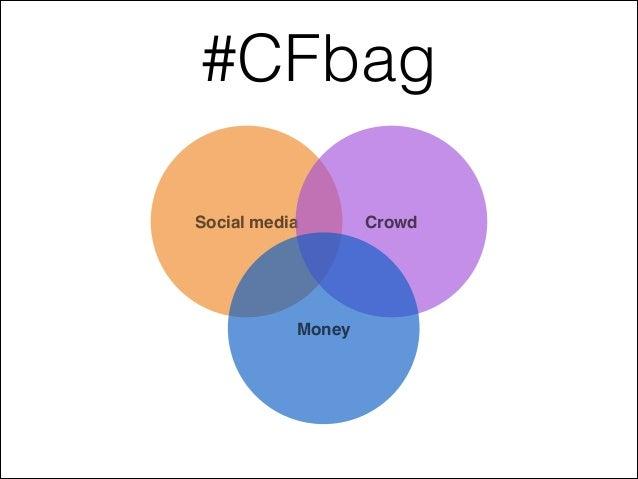 #CFbagSocial media CrowdMoney