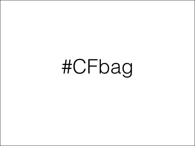 #CFbag