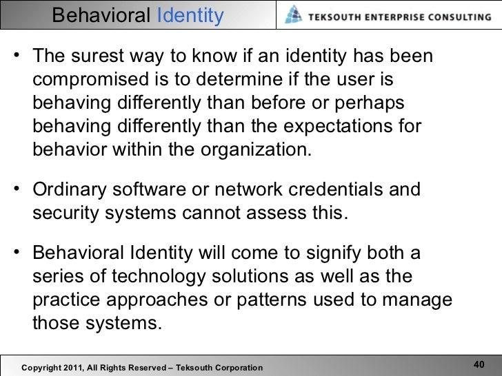 Group Behavior - In Organizational Context