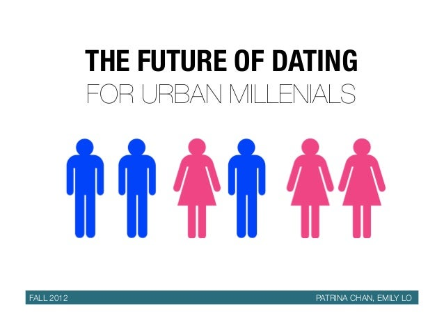 THE FUTURE OF DATING	              FOR URBAN MILLENIALSFALL 2012                                       PATRINA CHAN, EMILY...