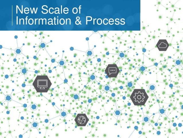 New Scale of  Information & Process