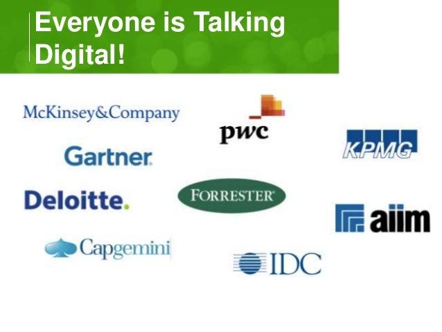 Everyone is Talking  Digital!