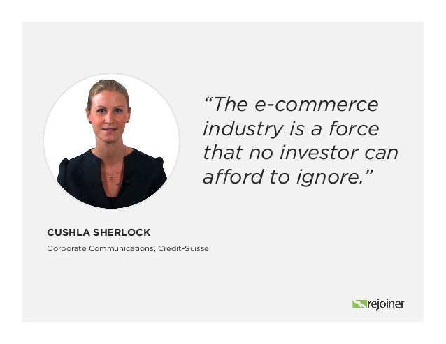10 Quotes About The Future Of E Commerce